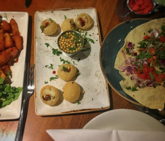 Bombay Central – Indian – London