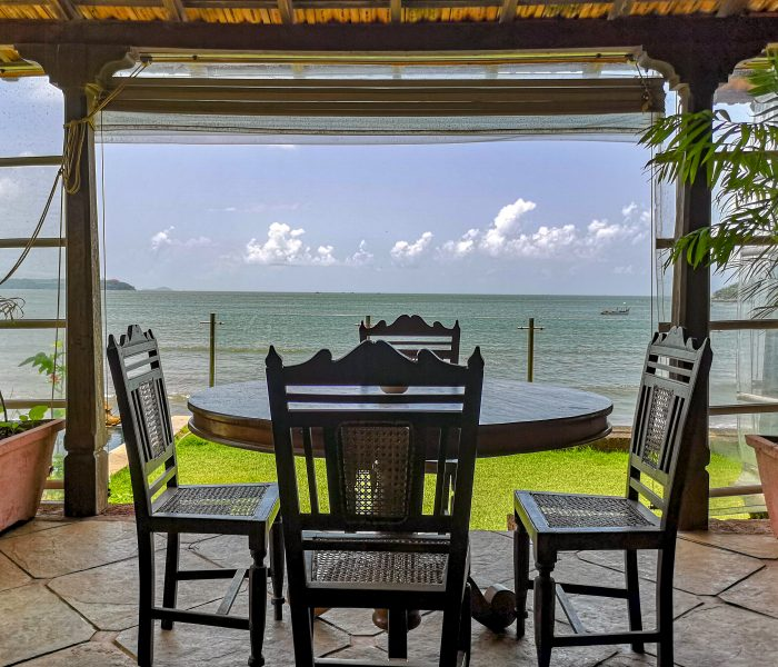 Goa – Hotel – Ahilya by the sea